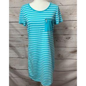 NWOT Michael Kors Crew Neck T-shirt Dress Small